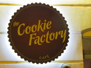 cookie factory logo